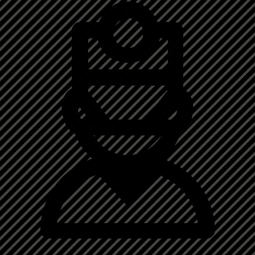 avatar, doctor, profession, profile, surgery icon