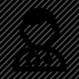 avatar, doctor, job, people, profession, profile, stethoscope icon
