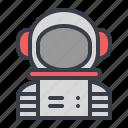 astronaut, avatar, pilot, space