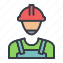 avatar, engineer, technician, worker