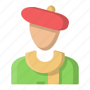 artist, avatar, designer, painter