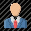 avatar, business, employee, office