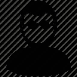 businessman, estate agent, investor, male, profile, user avatar icon