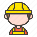 architect, construction worker, constructor, engineer