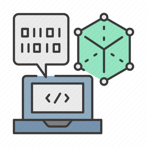 application, career, code, computer, profession, programmer icon