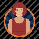 olyumpic, woman, boxing, avatar, fat, girl