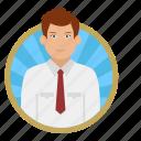 businessman, employee, business worker, manager