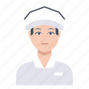 avatar, guard, male, man, professional