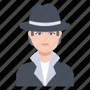 avatar, businessman, male, man, professional