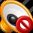 audio, multimedia, music, mute, no sound, speaker, volume icon
