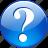 balloon, help, mark, question icon