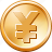 cash, currency, japan, japanese coin, japanese currency, money, yen coin icon