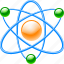 atom, atomic, innovation, laboratory, physics, research, science icon