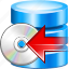 backup database, cloud, connection, data, file, server, service icon