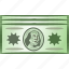 banknote, banknotes, bills, notes icon