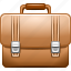 bag, baggage, brief case, briefcase, career, job, suitcase icon