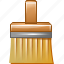 brush, color, design, paint, sweep icon
