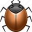 animal, bug, infection, insect, ladybird, pest, virus icon