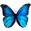 animal, butterfly, fly, nature, summerbird icon