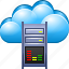 cloud, computing, weather icon