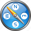 browser, compass, navigate, safari icon