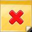 delete, note, remove icon