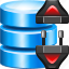 connect, db, dbase, disconnect database, put together, storage, unplug icon