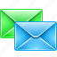 archive, email, envelope, mail icon