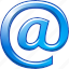 at, e-mail, e-mail symbol, email, email symbol, letter, mail, mail symbol, message icon