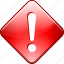 exception, omission, peculiarity icon