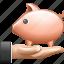 financial, service icon