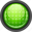 allow, go signal, green led, green light, road signs, semaphore, traffic lights icon