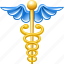 ambulance, care, health, healthcare, medical, medicine, snake icon
