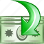 income, money, takings, wage, wages icon