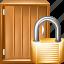 closed, lock door, locked door, protection, safe, secure, security icon