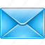 e-mail, email, envelope, letter, mail, paper icon