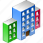 a lot of, building, buildings, construction, edifice, fabric, floor, house, level, lot, many, more, much, multi, pair of stairs, stage, storey, story, structure icon