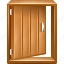 away, close, exit, log out, login, logout, open door icon