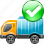 online, order, tracking icon