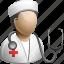 doc, doctor, female, hake, head, health, healthcare, hospital, md, medical, medical adviser, medicine, medico, nurse, physician, user, woman icon