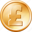 cash, currency, finance, financial, money, payment, pound coin icon