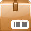 box, delivery, goods, price code, product, shipment, shipping icon