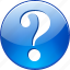 balloon, help, mark, question icon