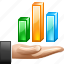 analytics, area, bar, chart, graph, report, reports, seo, service, statistics, stock icon