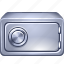 lock, money, safe, secure, vault icon
