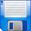 disk, download, floppy, guardar, save icon
