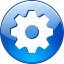 configuration, gear, preferences, service, settings, setup, tools icon