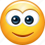 emoticon, emotion, face, happy, ok, smile, smiley icon