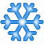 christmas, forecast, ice, snow flake, snowflake, weather, winter icon