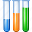 chemistry, test, tubes icon